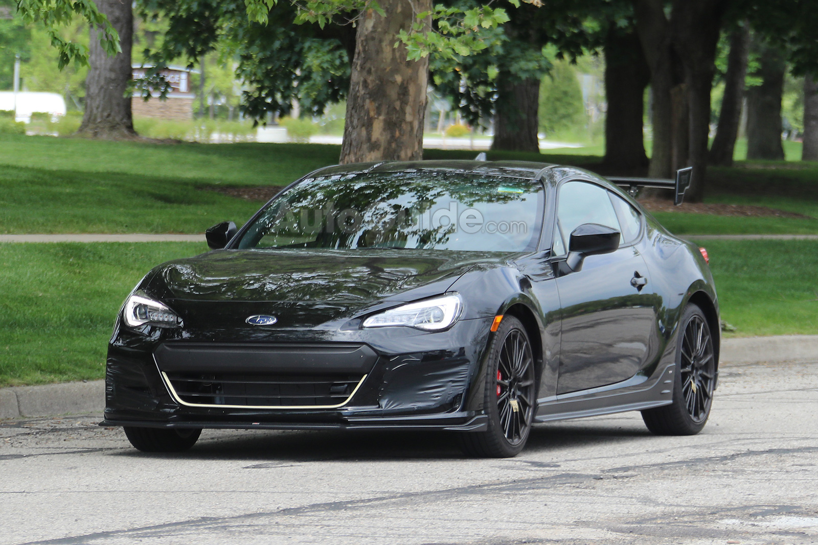 New Roads Auto Loans >> More Proof that a Subaru BRZ STI is Coming » AutoGuide.com ...