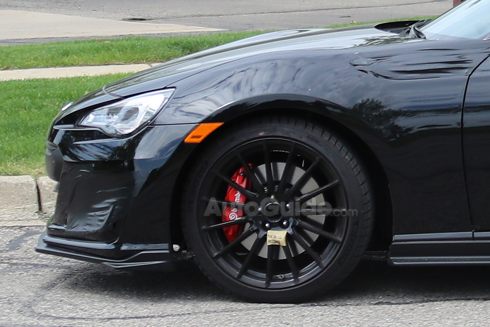 All Types brz sti parts : More Proof that a Subaru BRZ STI is Coming » AutoGuide.com News