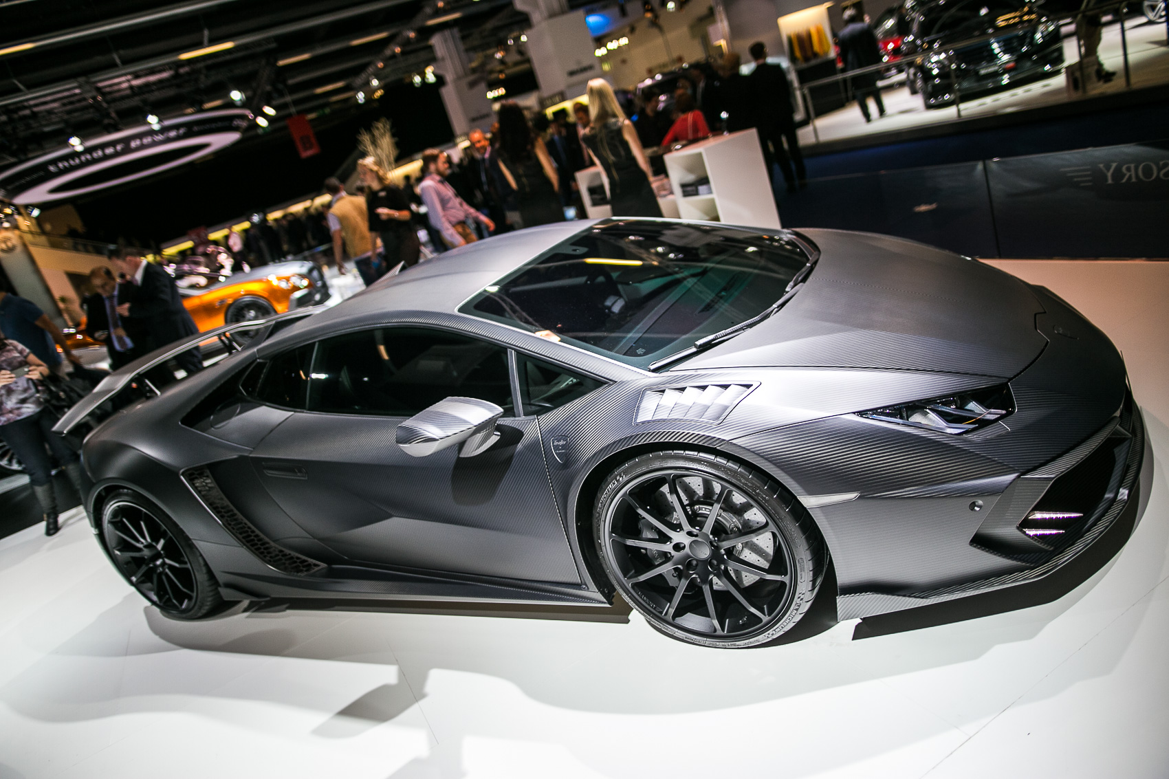 Mega Gallery Best Supercars From The Frankfurt Motor Show