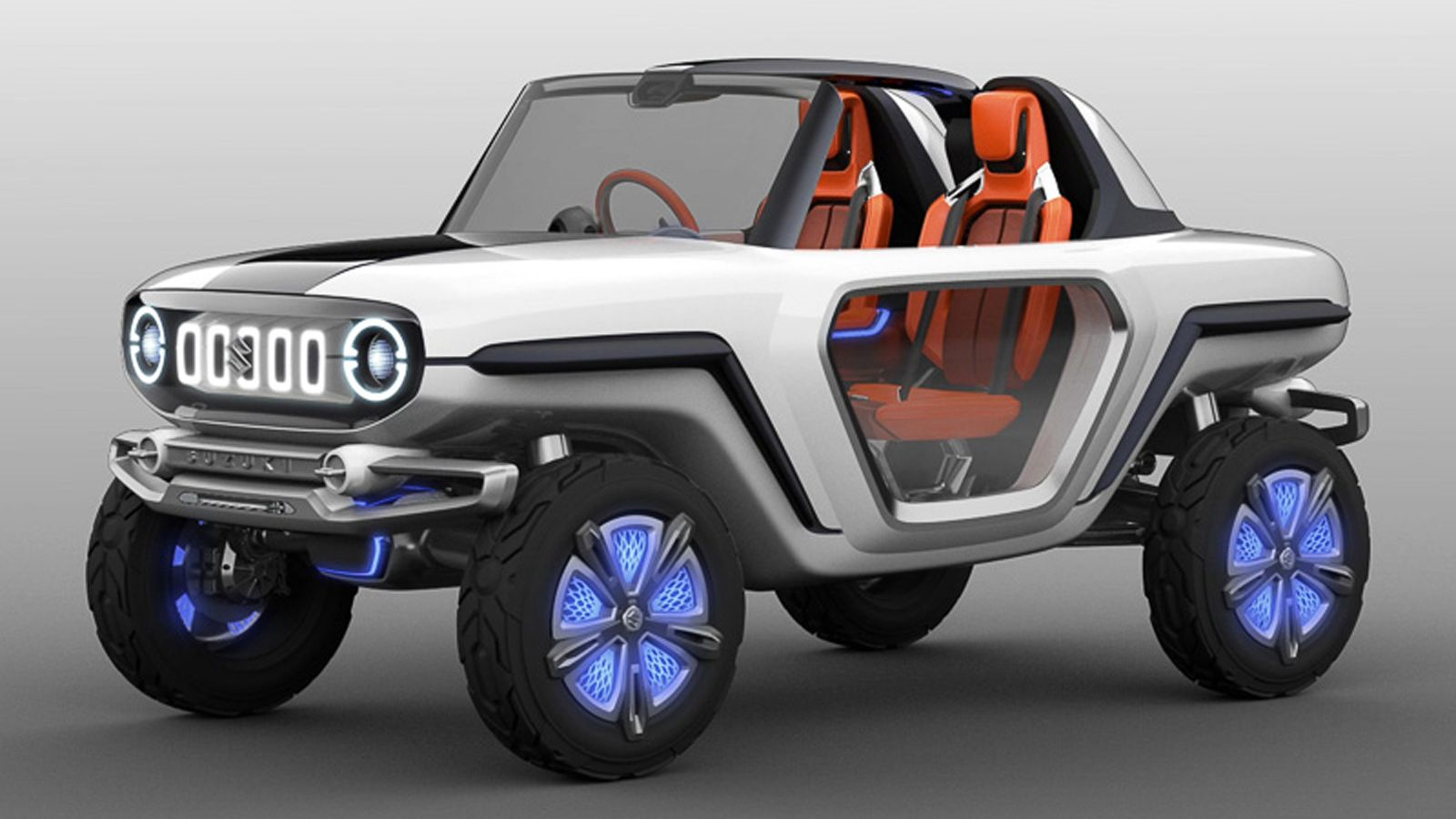 Suzuki e-Survivor concept to make its debut in Tokyo