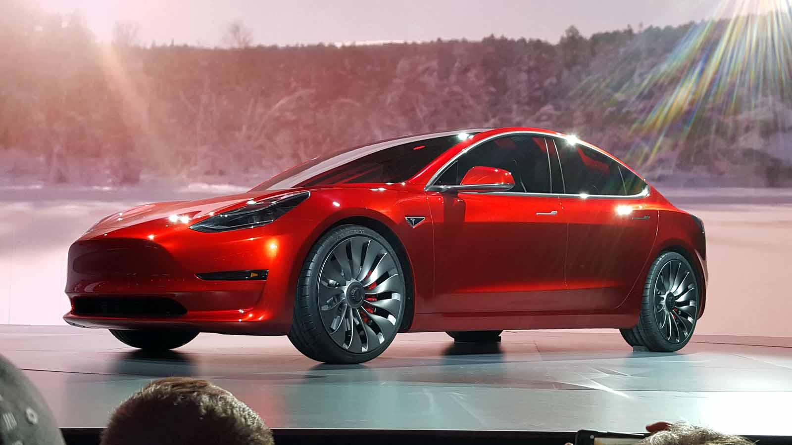 Here's How to Reserve Your Own Tesla Model 3 » AutoGuide ...