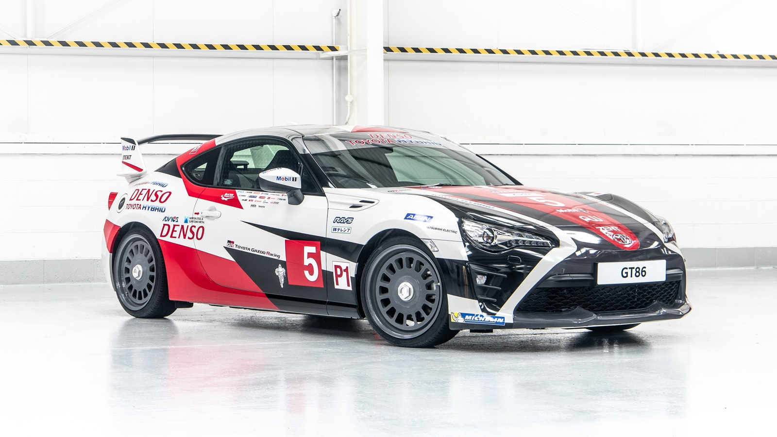 Look Auto Insurance >> Toyota Applies Awesome Historic Le Mans Liveries to 86 ...