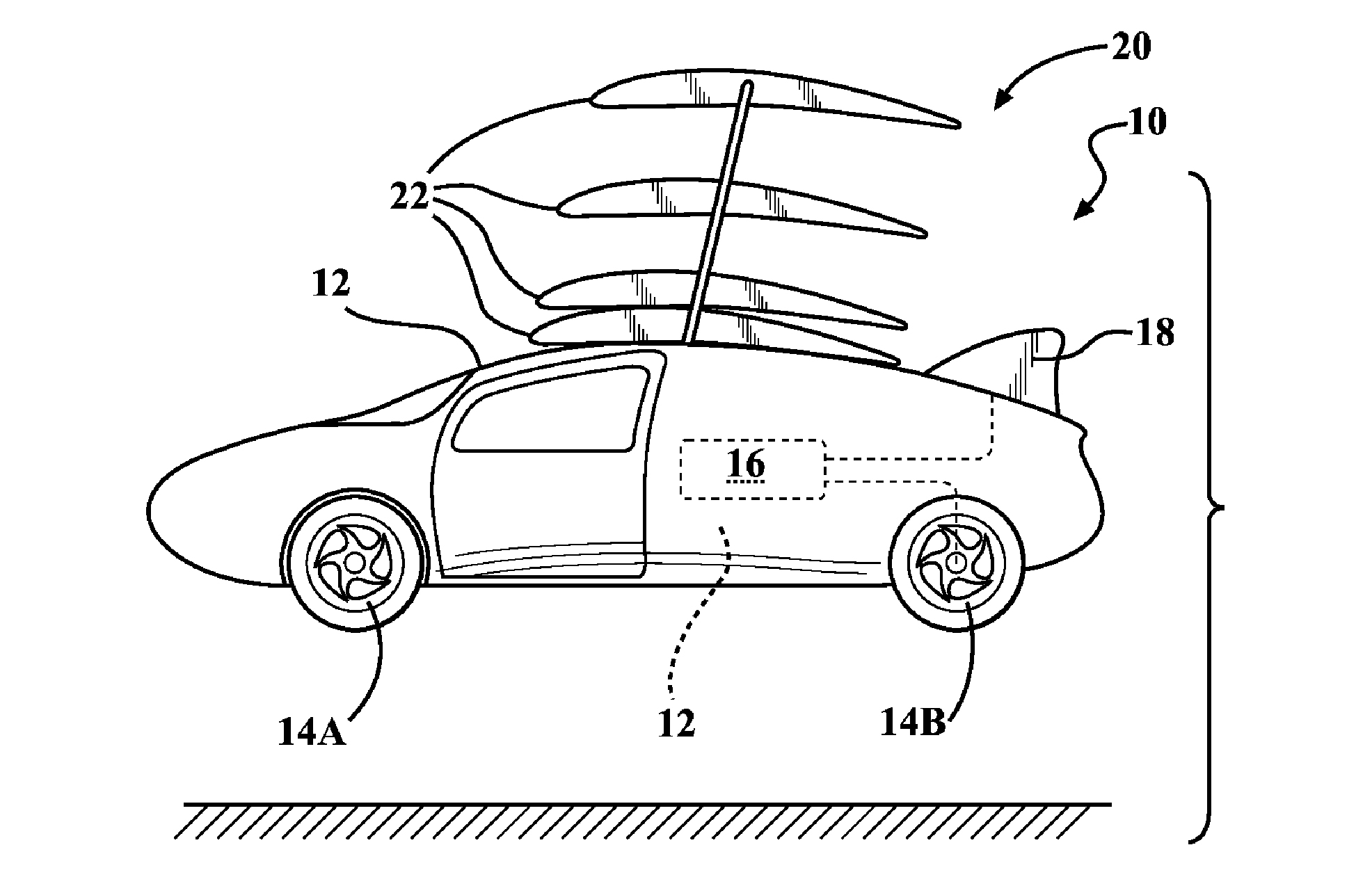 Is Toyota Working on a Ridiculous Flying Car?