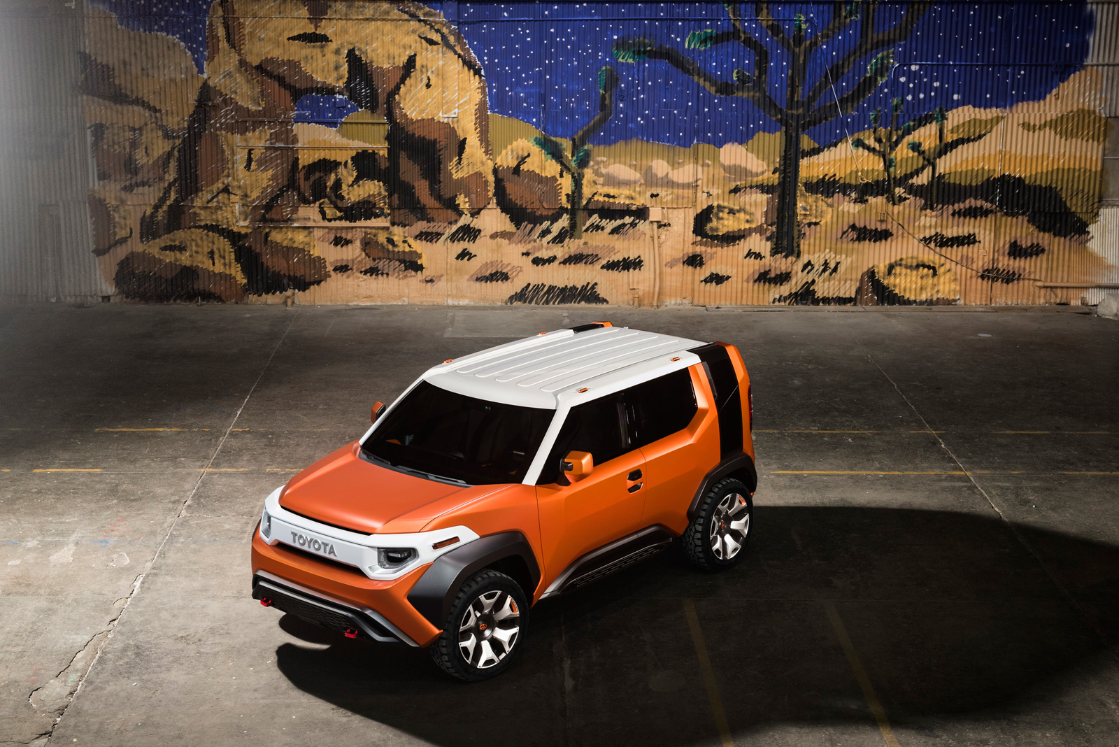 2018 Toyota FT-4X: Is It FJ Cruiser's Succesor Or Not >> Toyota Ft 4x Concept Is Not The Fj Cruiser Successor You