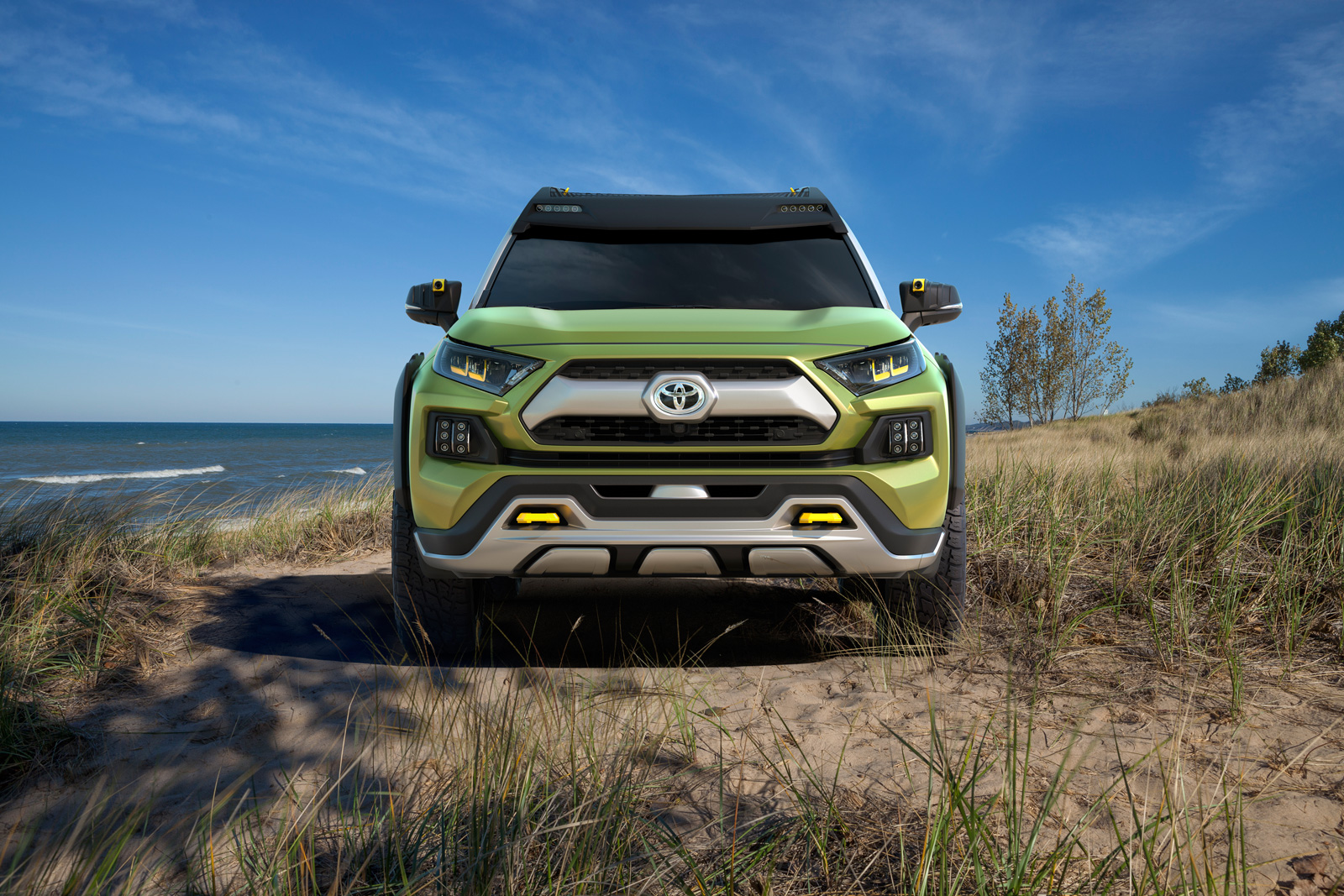2018 Toyota FT-4X: Is It FJ Cruiser's Succesor Or Not >> Toyota Might Build A True Fj Cruiser Successor After All