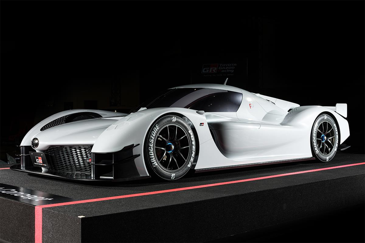 Toyota Gr Super Sports Concept 01 ...