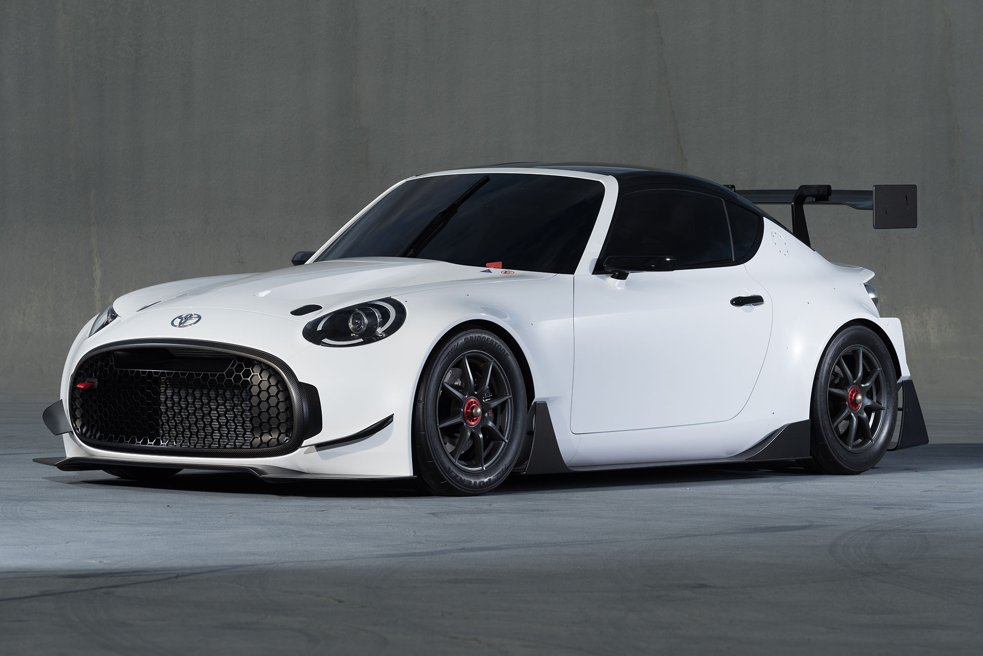 Toyota S Fr Concept Goes From Cute Sports Car To Angry Race Car