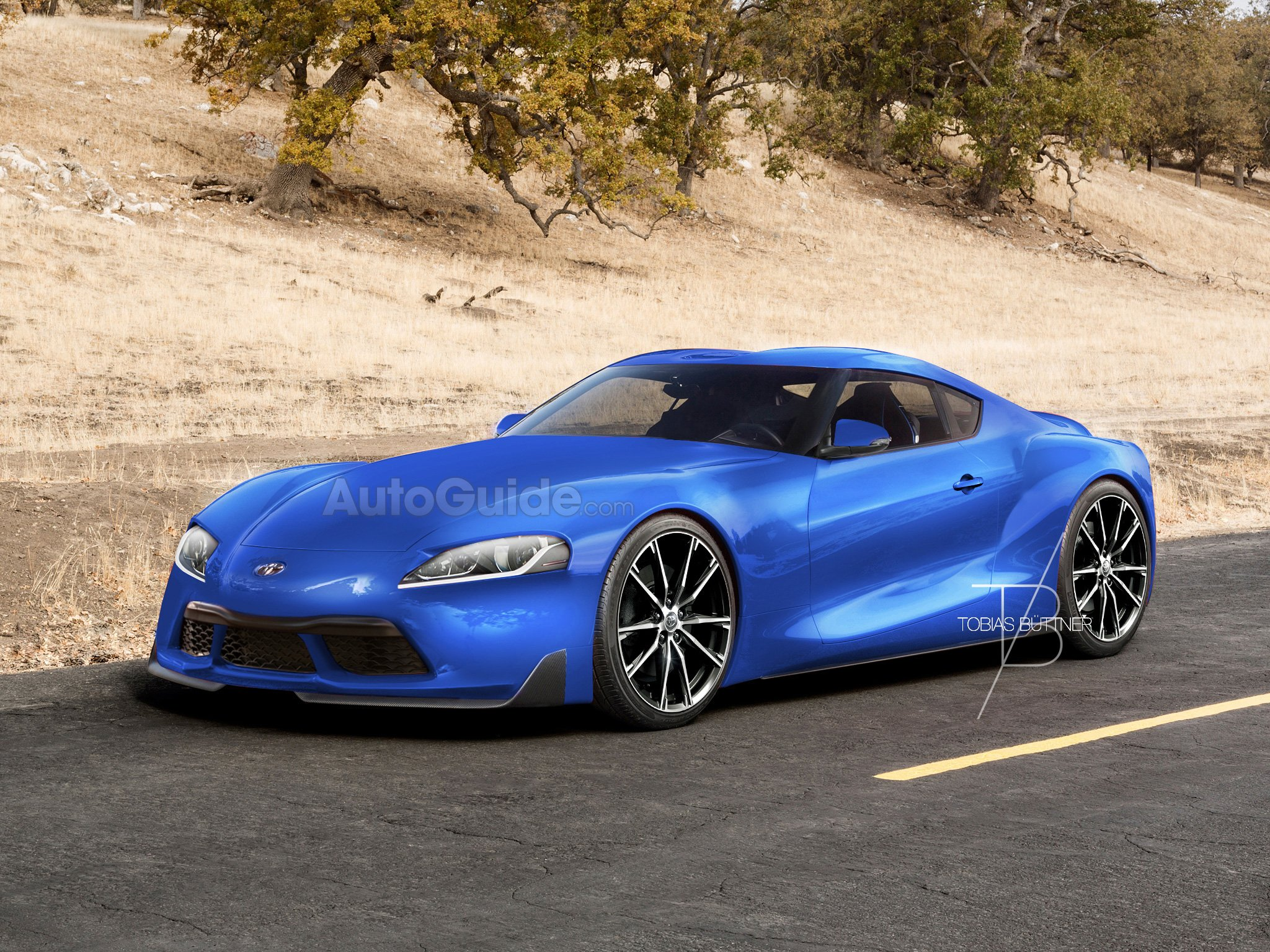 Toyota Supra Reportedly Debuting This October 187 Autoguide