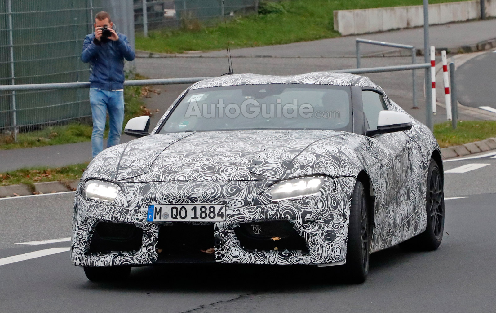 The New Supra Might Not be a Toyota After All » AutoGuide ...