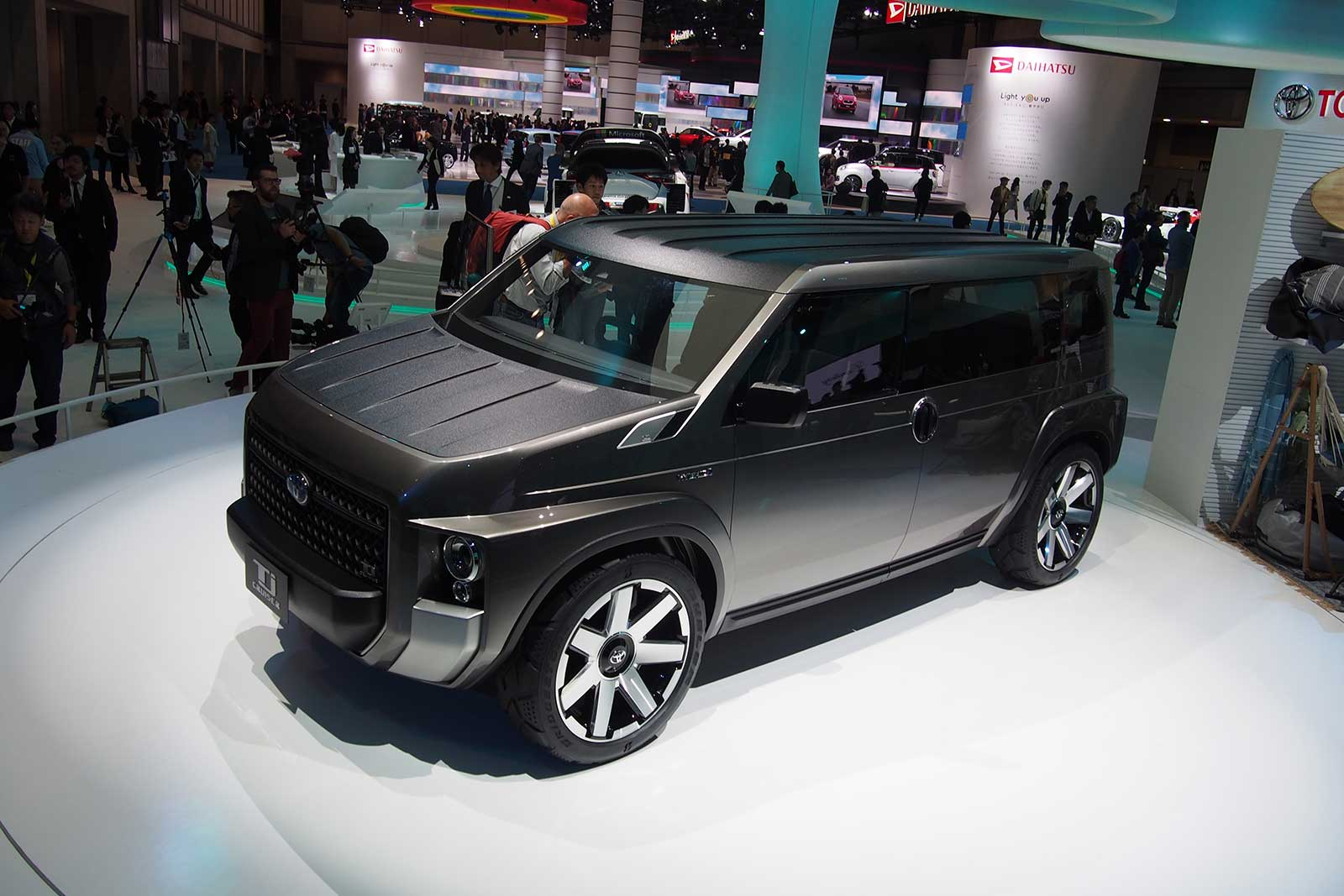 the toyota tj cruiser could be headed to production news. Black Bedroom Furniture Sets. Home Design Ideas