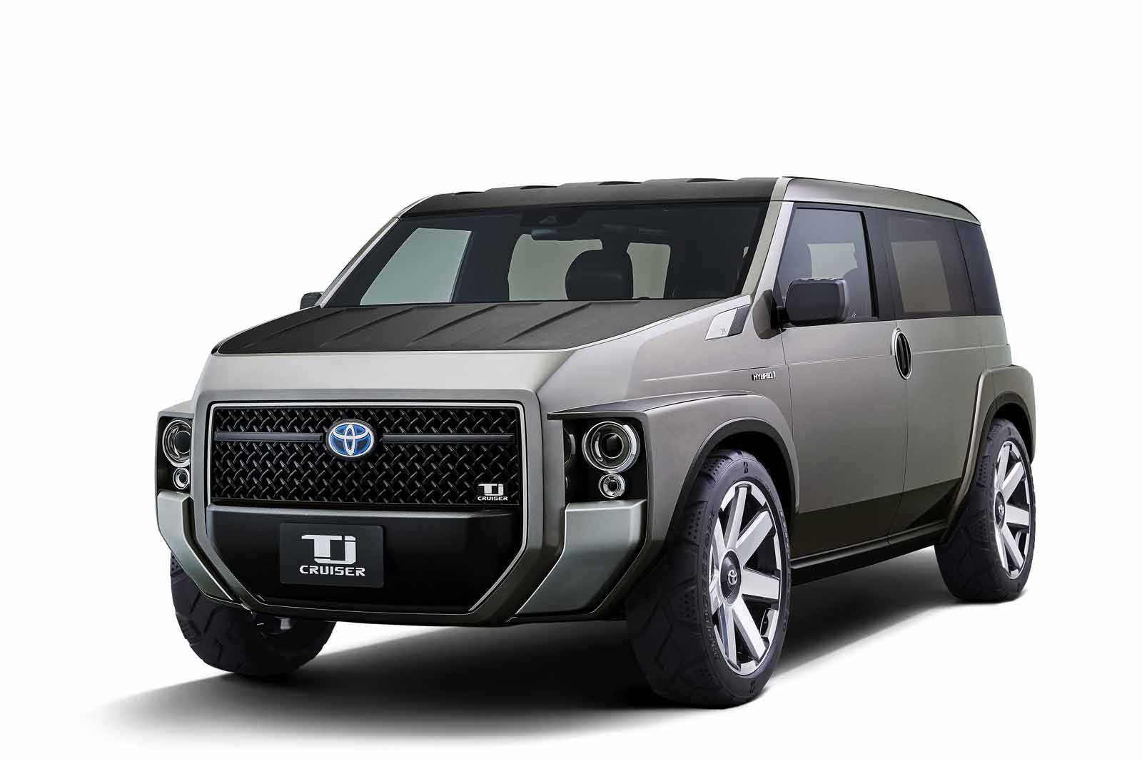 toyota tj cruiser is an unconventional van suv cross breed news. Black Bedroom Furniture Sets. Home Design Ideas