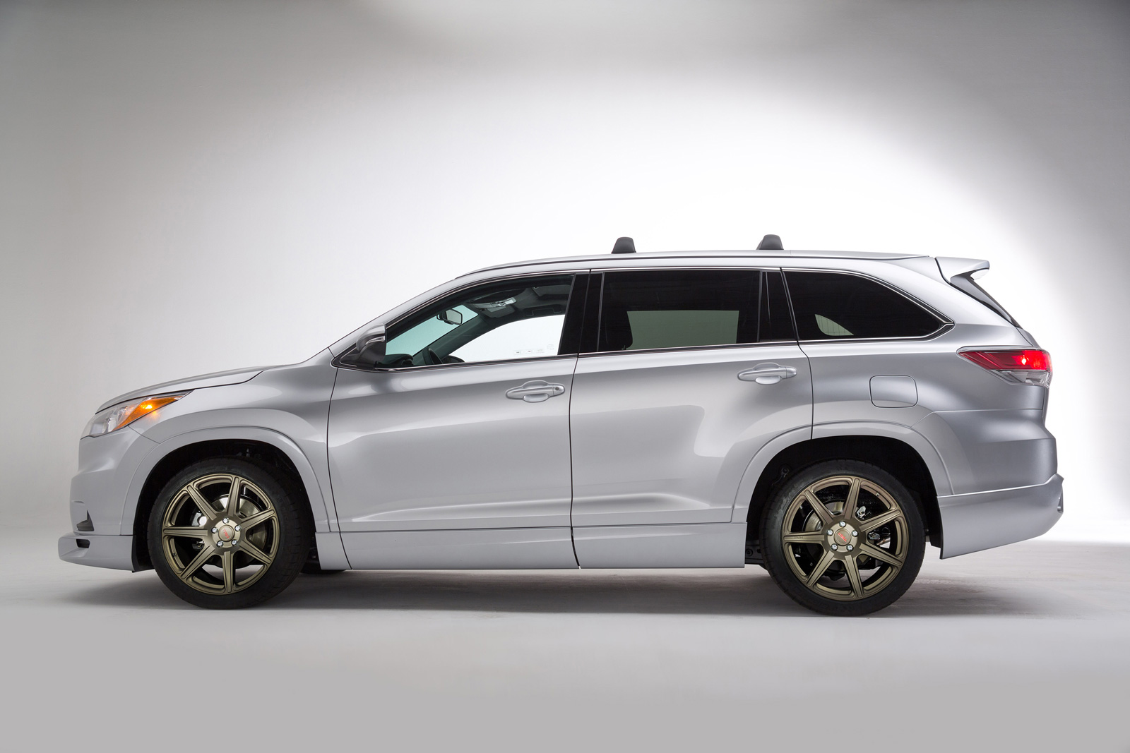 can 20 inch wheels be installed?Highlander 2014 - Toyota ...
