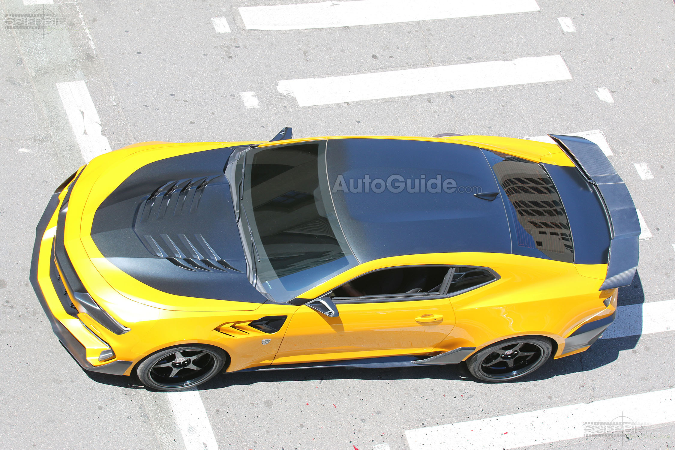 Bumblebee And Barricade Spied In Public Ahead Of Transformers Debut 187 Autoguide Com News