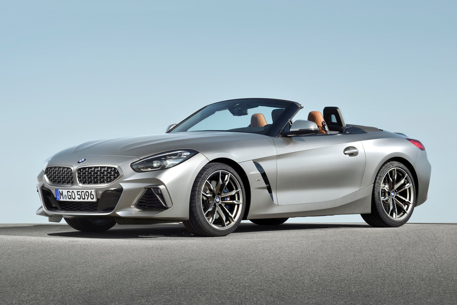 Us Bmw Z4 M40i Gets 40 More Hp Than European Model Quicker 0 60