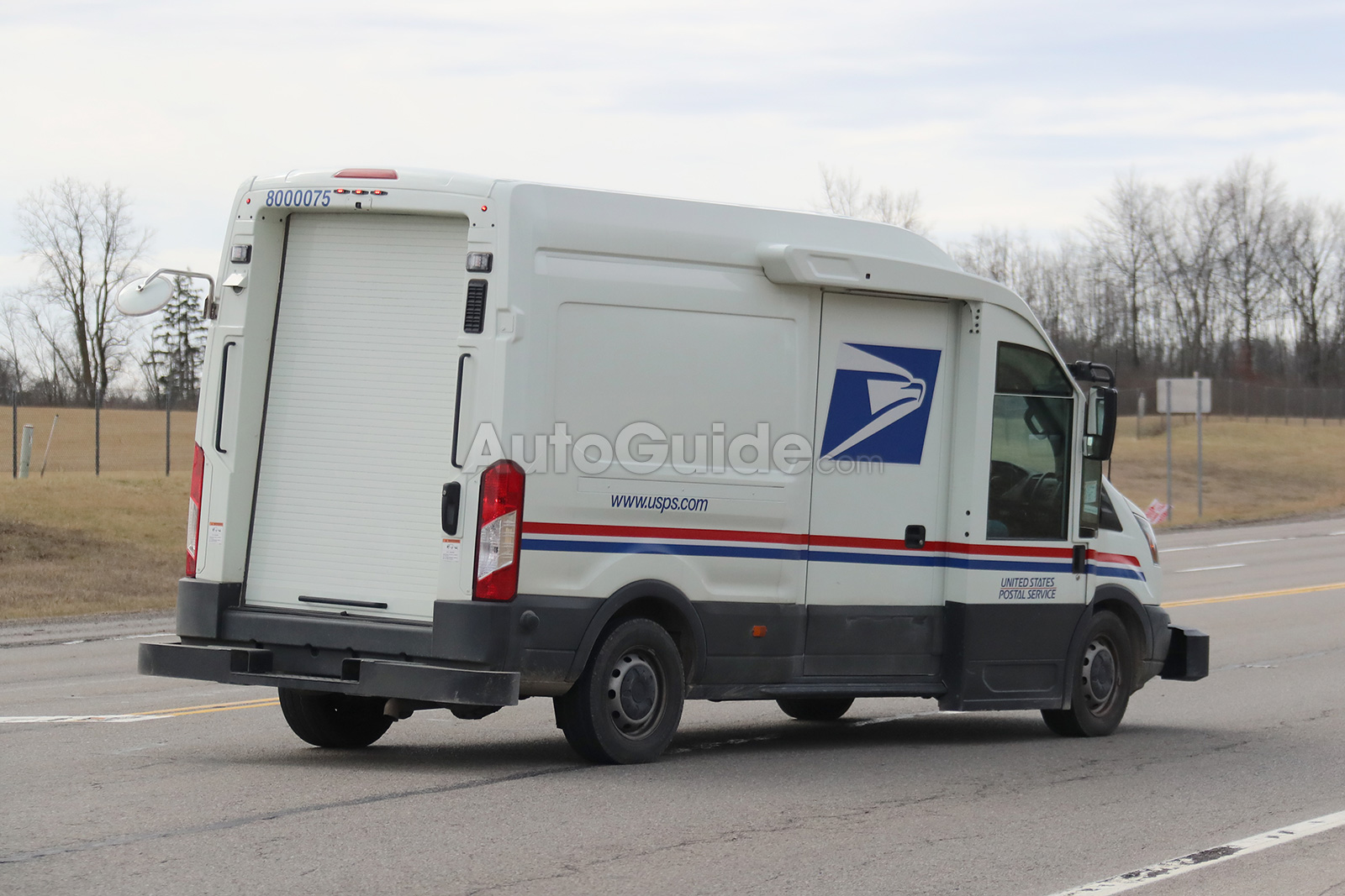 The Next USPS Truck Will Look Kind of Hilarious » AutoGuide