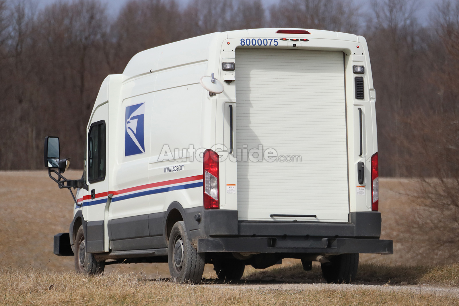 The Next USPS Truck Will Look Kind of Hilarious » AutoGuide com News