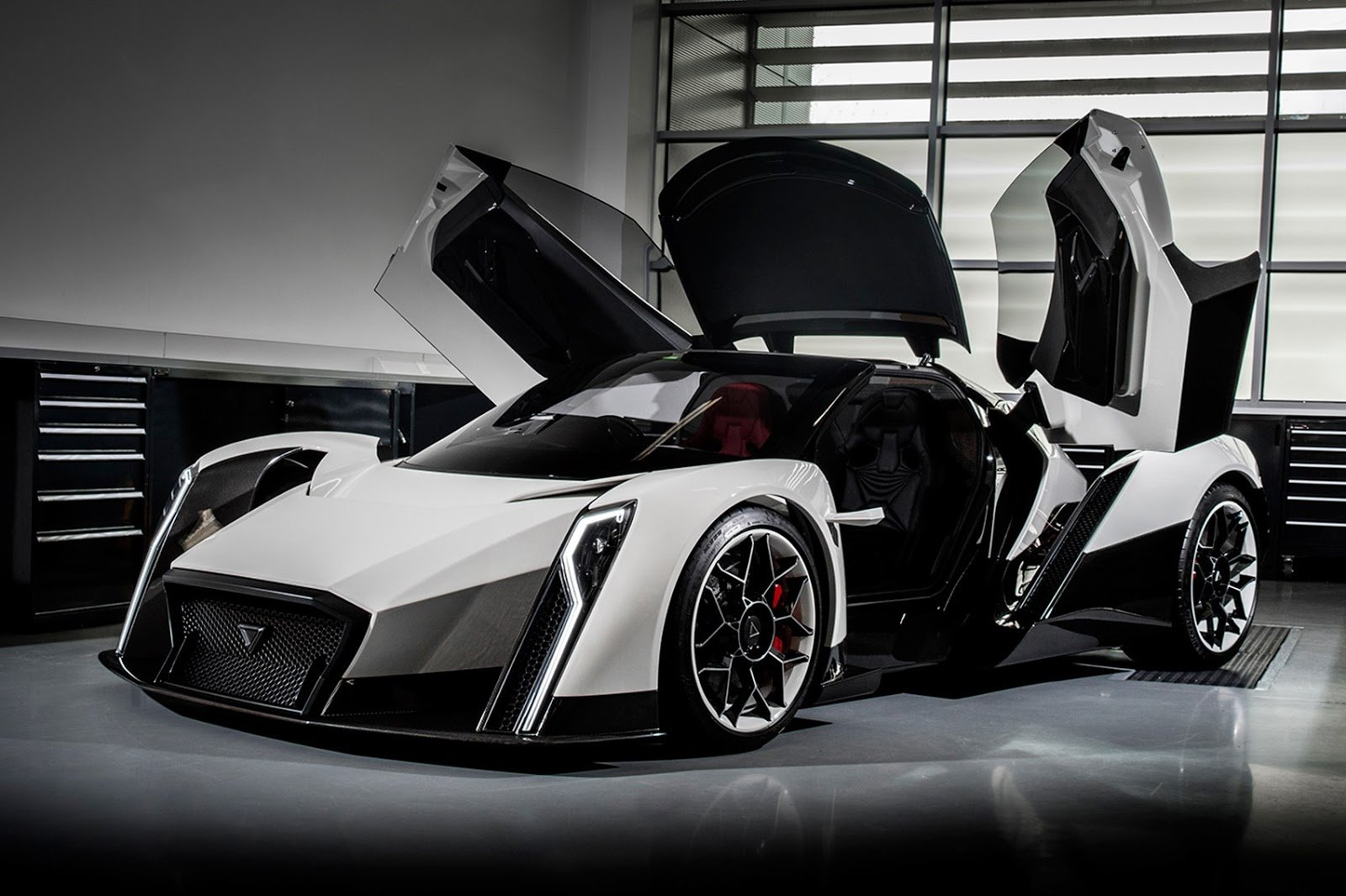 The World S Newest Electric Hypercar Has Some Seriously Crazy