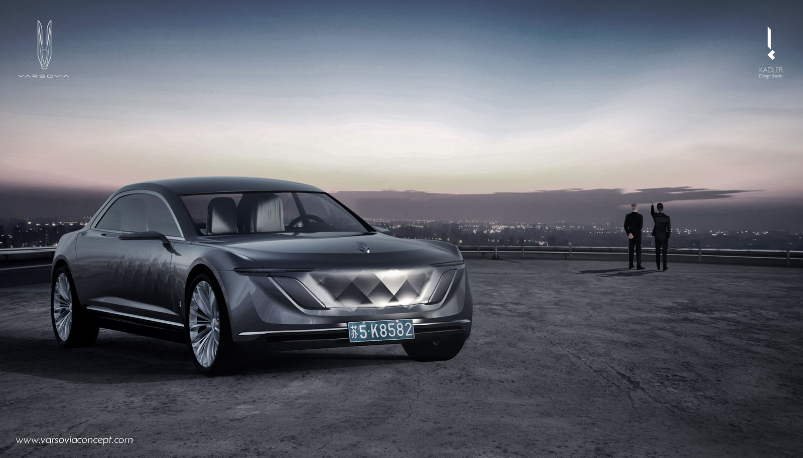 hyper futiristic polish varsovia concept car could be produced. Black Bedroom Furniture Sets. Home Design Ideas
