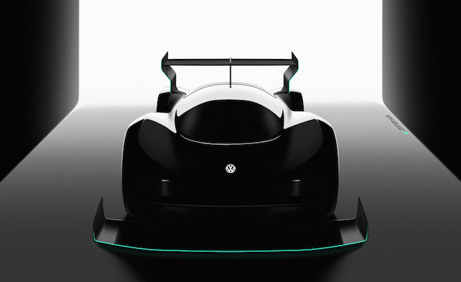 Electric VW Race Car Aims for Pikes Peak Record