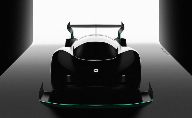 Volkswagen all-electric racer to tackle Pikes Peak