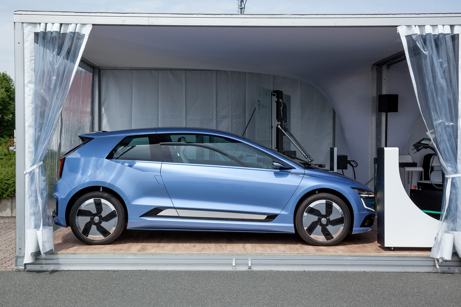 This Volkswagen Concept Could Preview the Next e
