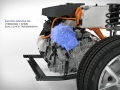 T5 Twin Engine - hybridised 7 speed Dual Clutch Transmission