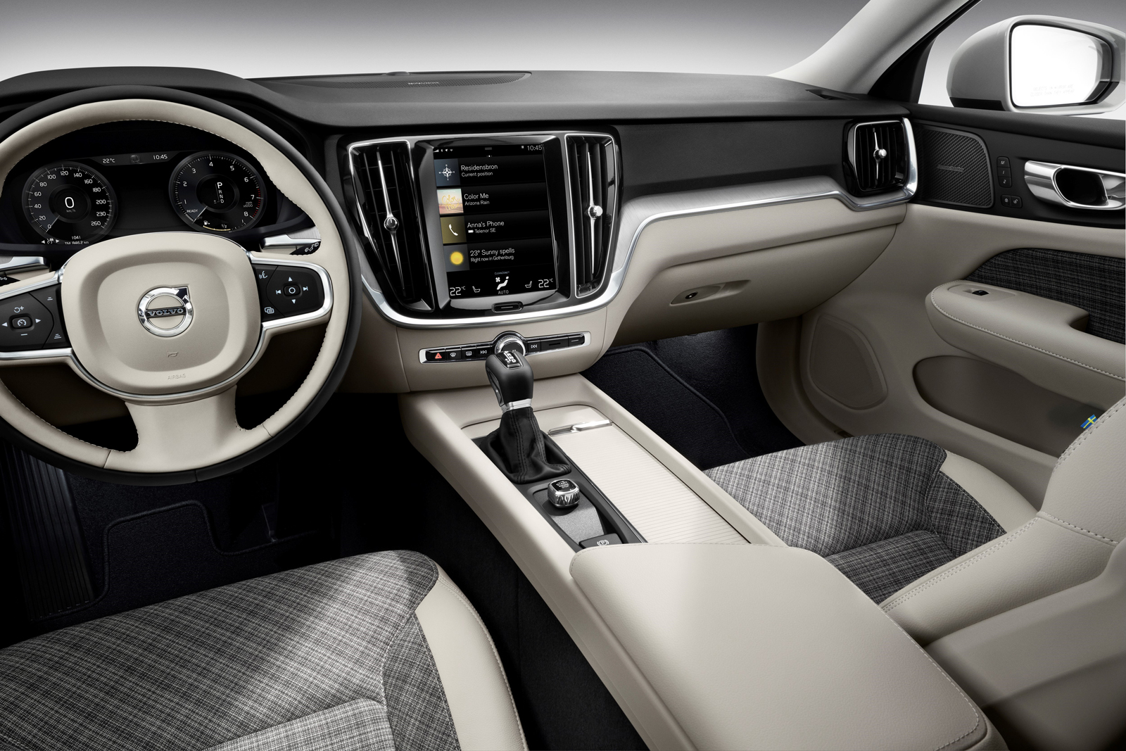 You Can Now Order Your 2018 Volvo V60 With Plaid Seats » AutoGuide.com News