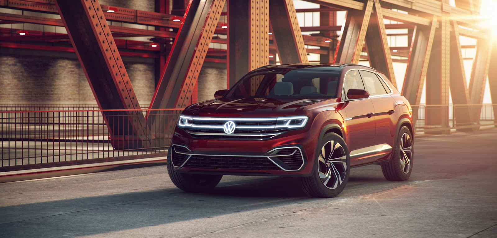 Vw Atlas Cross Sport 1