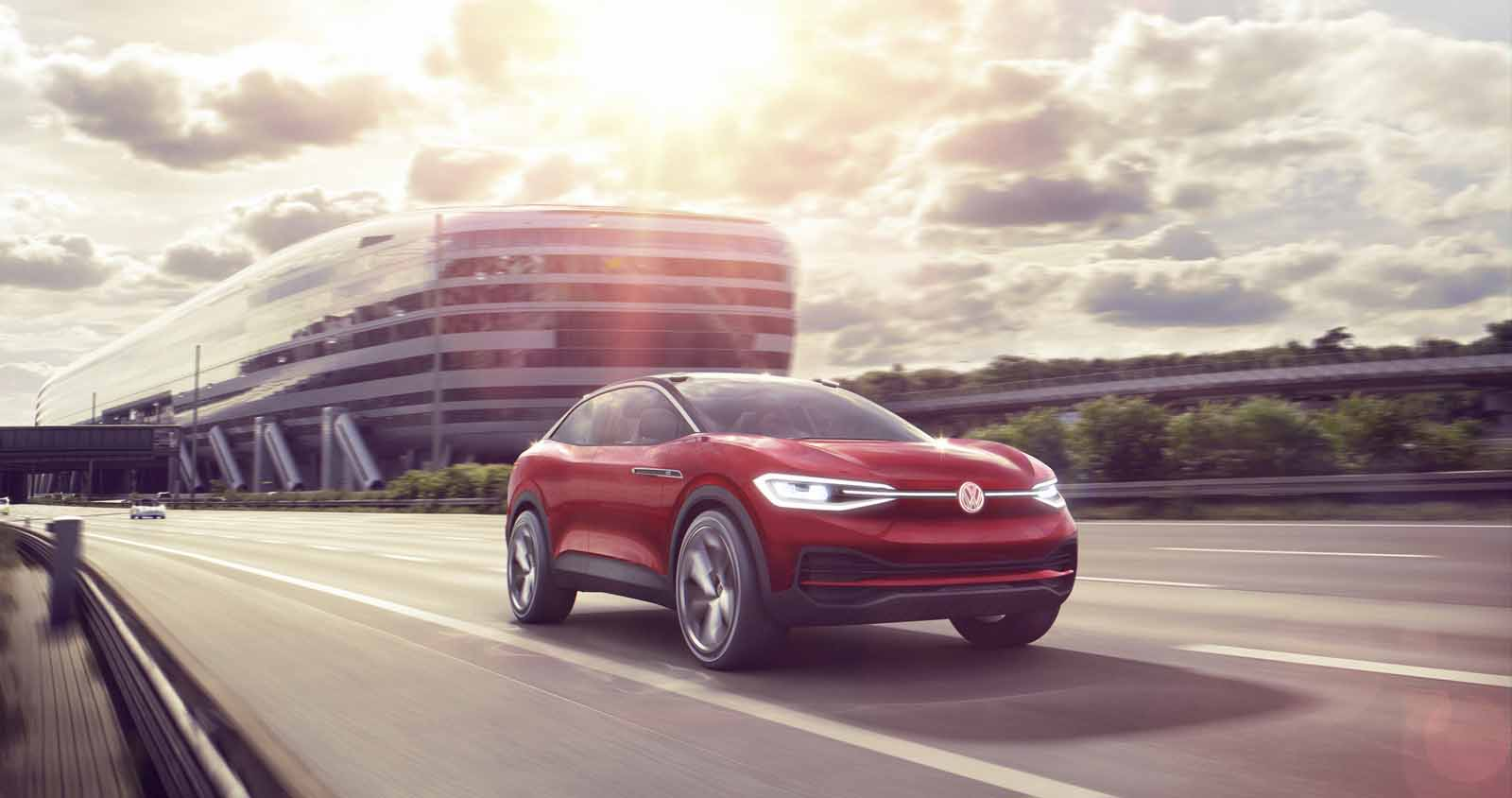 Vw Of America >> Vw Of America Confirms Electric Suv Launch In 2020