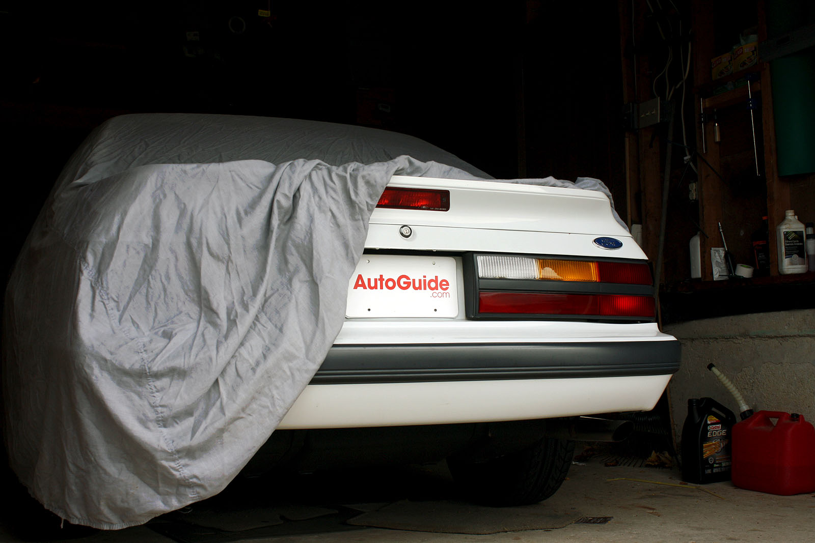 8 Tips for Properly Storing a Car for the Winter » AutoGuide.com News