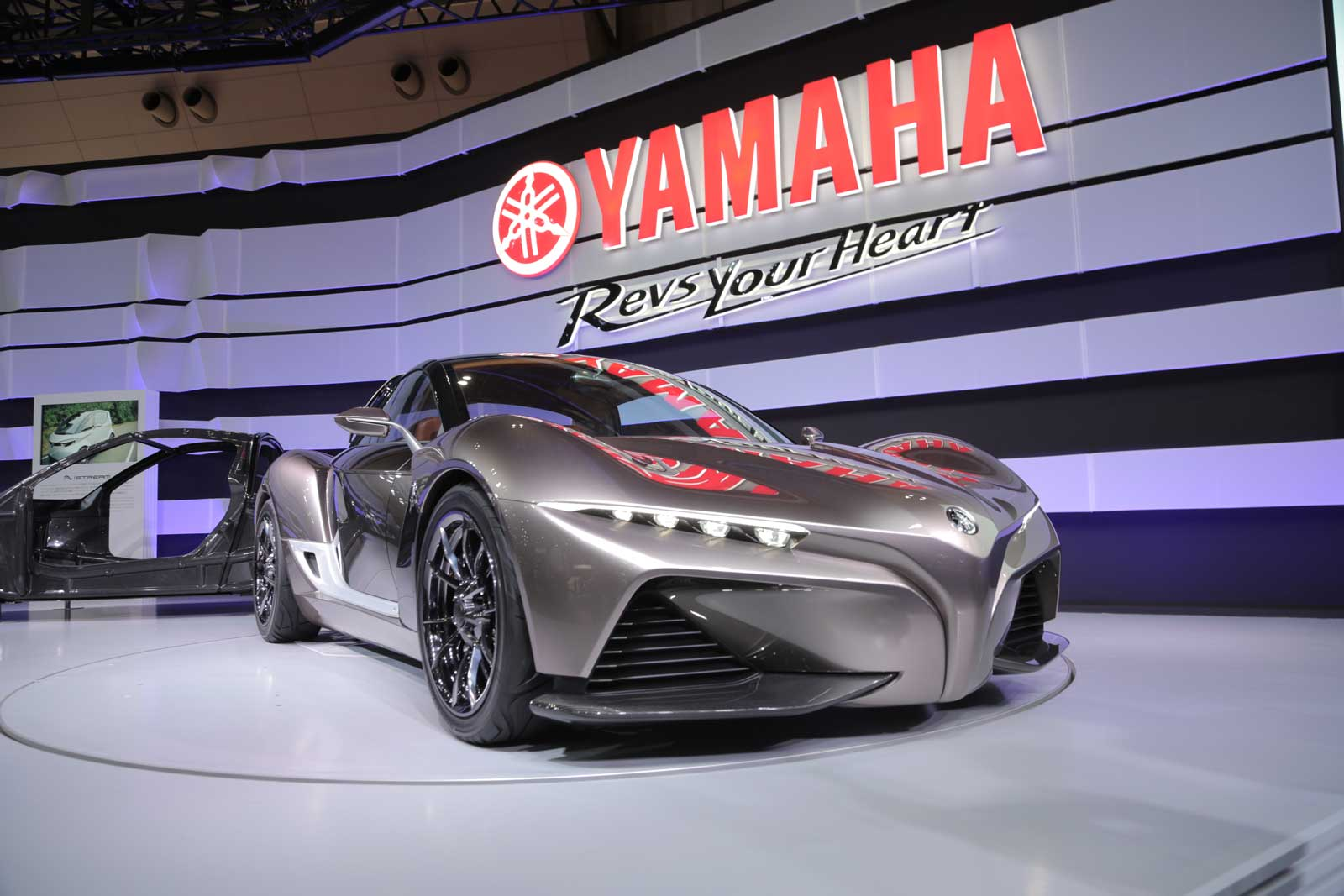 Yamaha Wants To Sell You A Sports Car Autoguide Com News