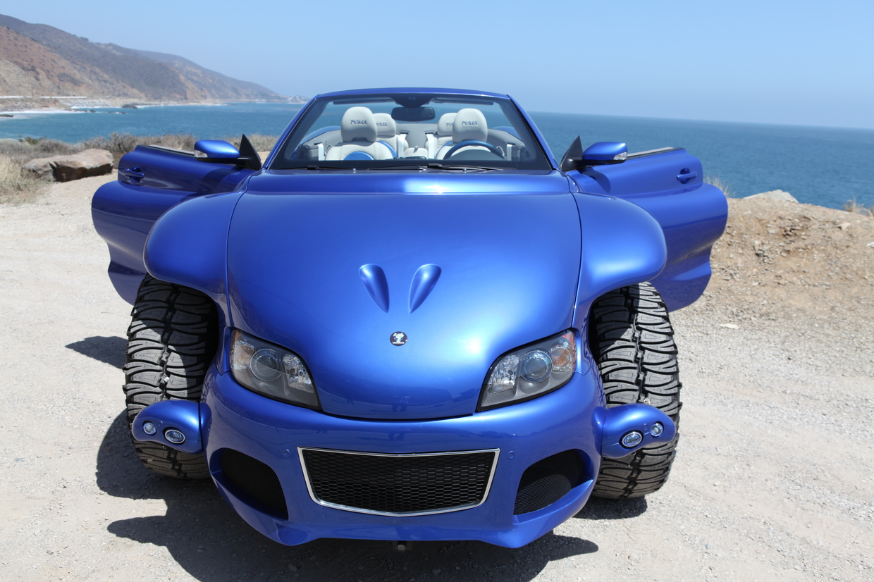 The Youabian Puma is the Most Ridiculous Car You Can Buy for $895K