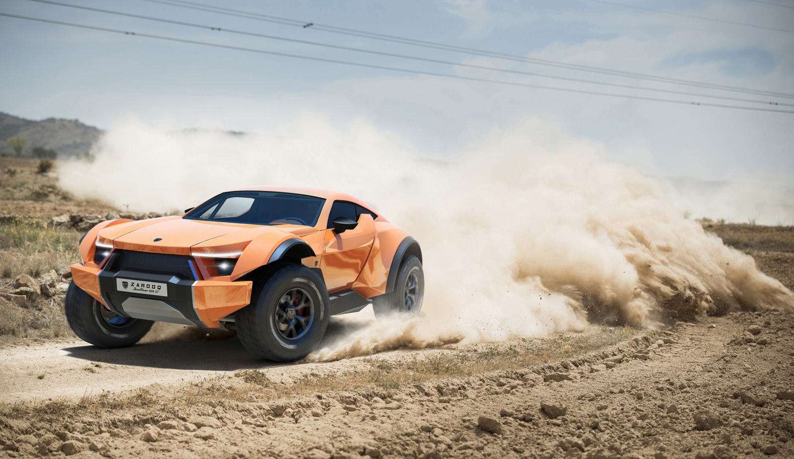 Hp Off Road Supercar Is Real And We Want One Autoguide Com