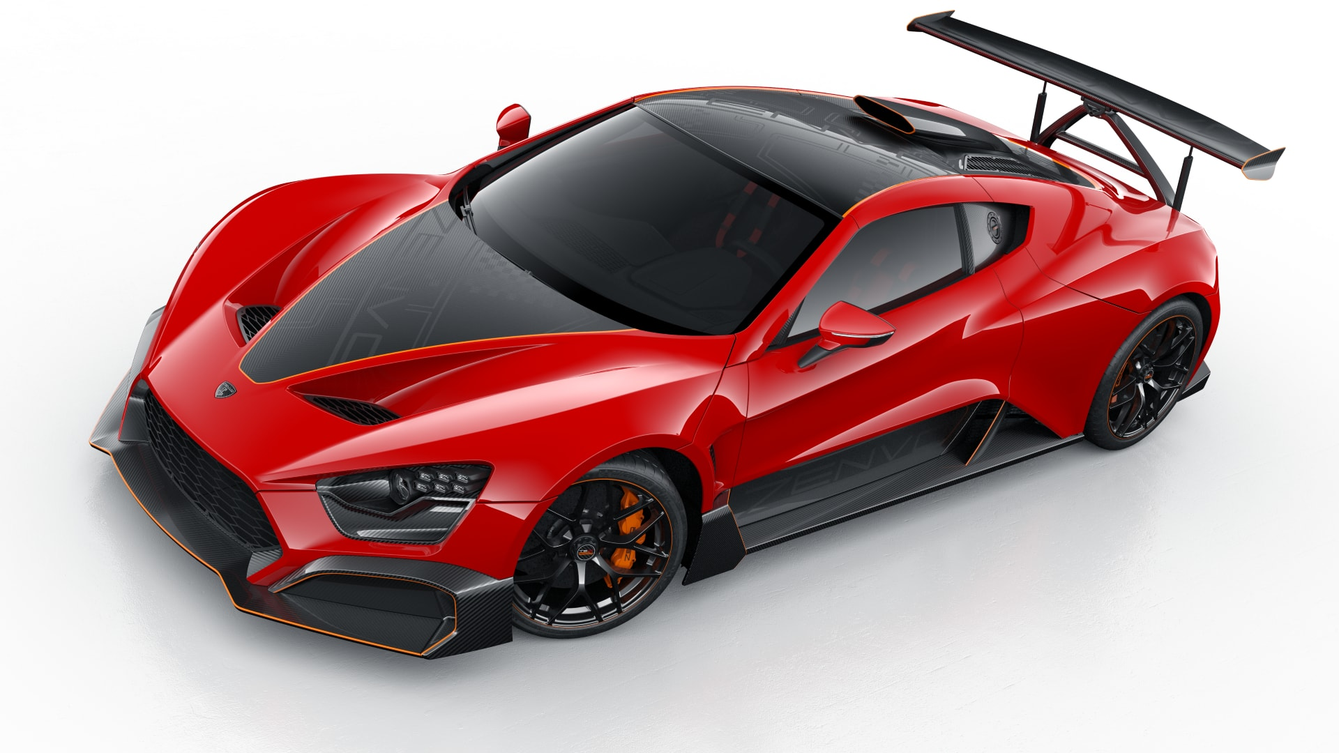 Danish Supercar Maker Rolls Out A Street Car With Nearly 1 200 Hp