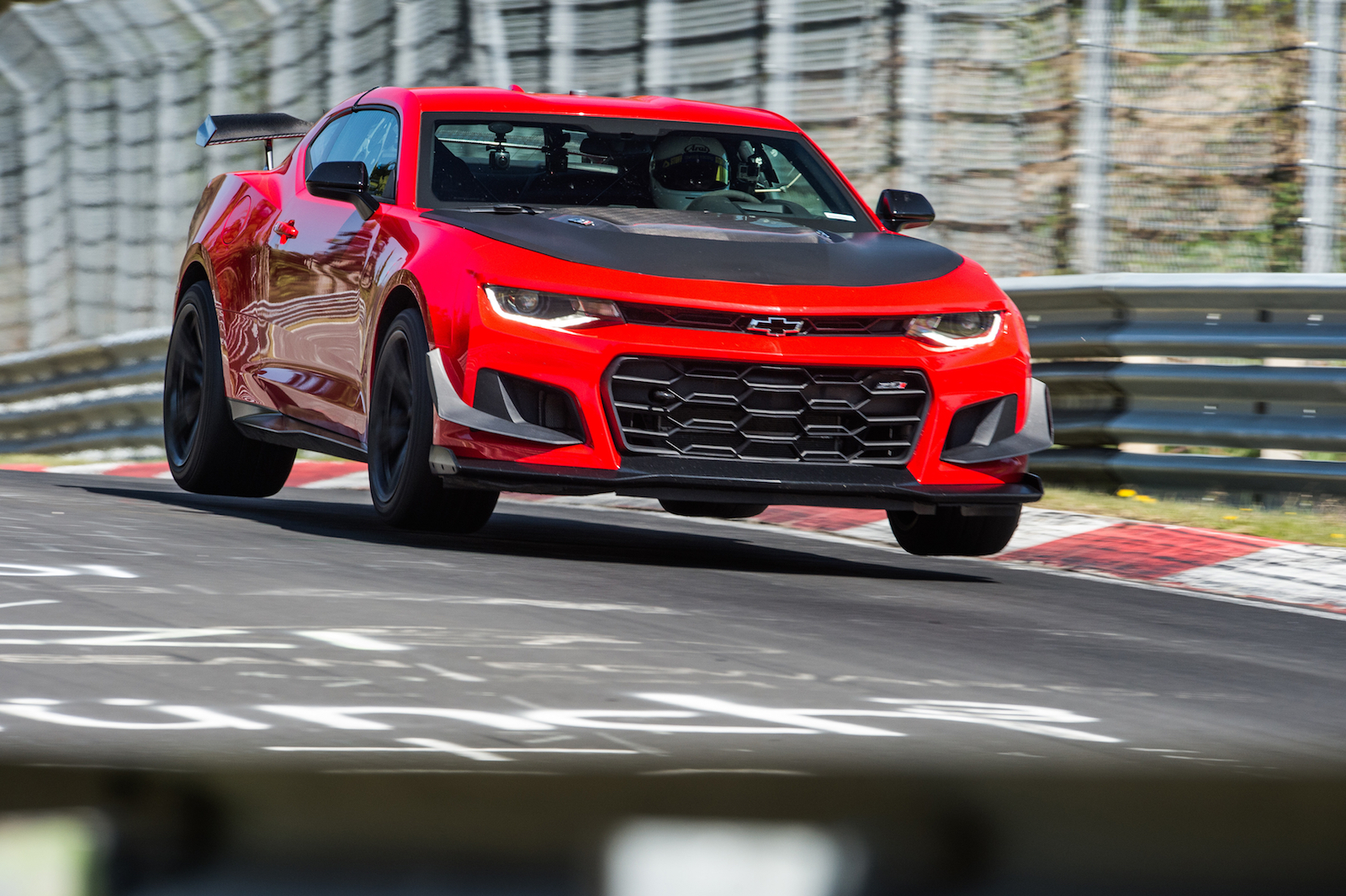 At 7 16 04 the 2018 chevrolet camaro zl1 1le is the fastest camaro to