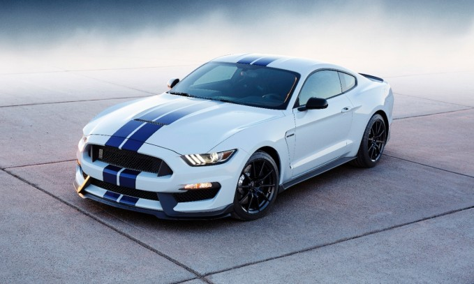 Shelby GT 350 Production