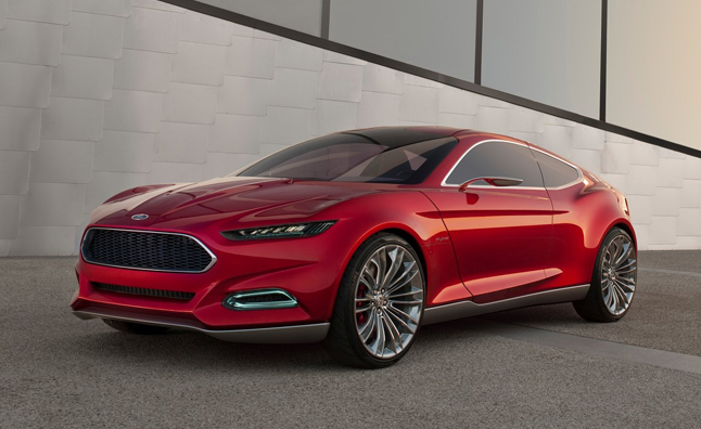 2017 Mustang To Get Fusion Aston Martin Styling Cues Autoguide News