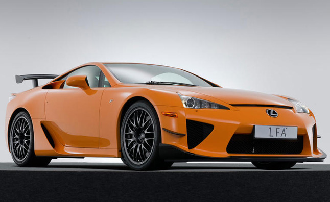 The Lexus LFA Is Undoubtedly A Supercar, But Many Criticized Its Lofty  $375,000 Price Tag.