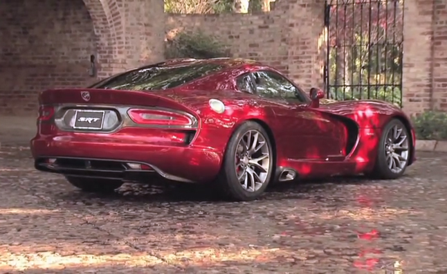 Dodge Viper History Detailed in Video » AutoGuide.com News