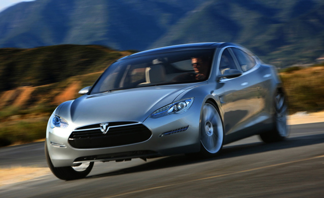 The 400 Mile Range Electric Car Is Here Tesla Model S Autoguide News