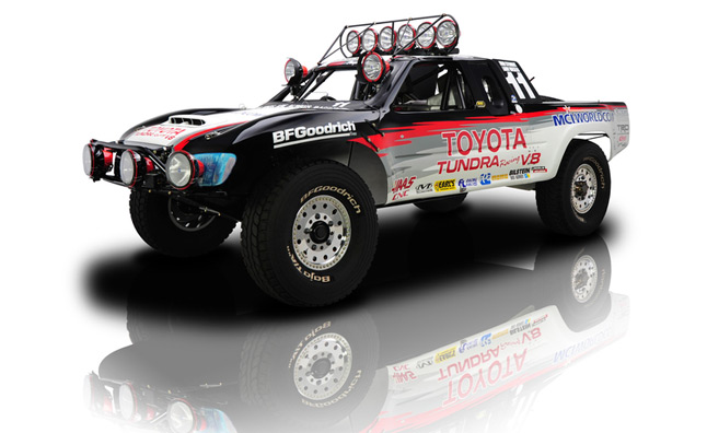 Ivan Ironman Stewart S Toyota Baja 1000 Trophy Truck For Sale