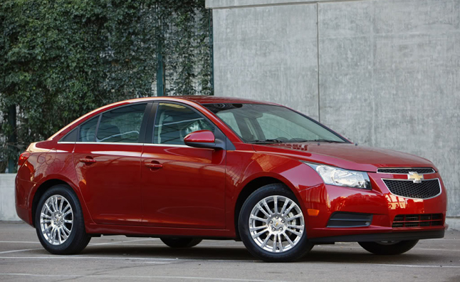 Chevrolet Cruze Recalled for Fire Risk: Every Car Included