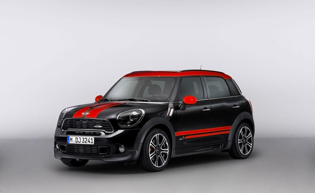 Mini Has Announced Its Changes To 2017 Model Year Lineup Most Noticeably With Bluetooth Coming Standard On Every Which Was Originally A 500