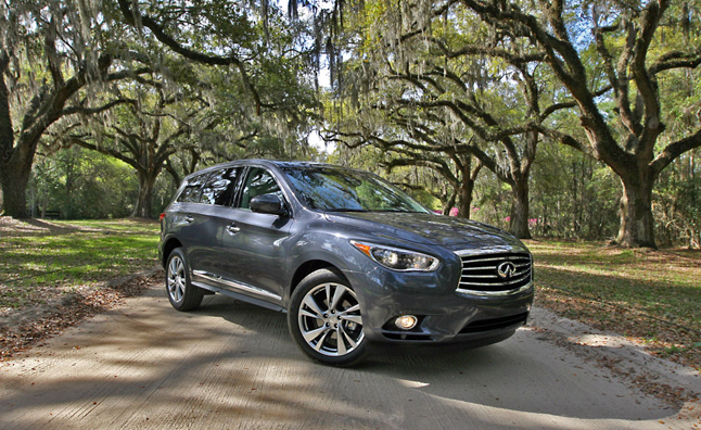 The National Highway Traffic Safety Administration Nhtsa Is Investigating 2017 Infiniti Jx35 Models After Two Cases Were Reported Of Intelligent