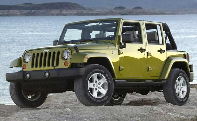 Jeep Has Released A Technical Service Bulletin (TSB) Which Deals With  Severe Vibrations In The Front Axle Of 2005 To 2010 Model Year Jeep  Wranglers, ...