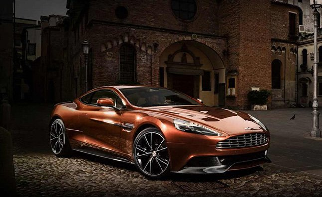 Aston Martin Future Product Lineup Detailed AutoGuidecom News - Aston martin lineup