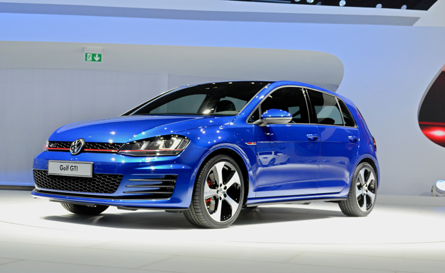 The 2014 Volkswagen GTI: not really a concept, really the next GTI