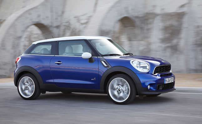 Mini Considering Small Suv Sports Car Sedan Models Autoguide Com