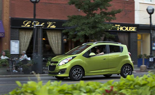If Money Talks Then The Word On Street Has It That Chevrolet S Spark Mini Car Is One Of Newest Cool Kids