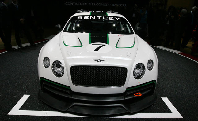 Who makes a bentley